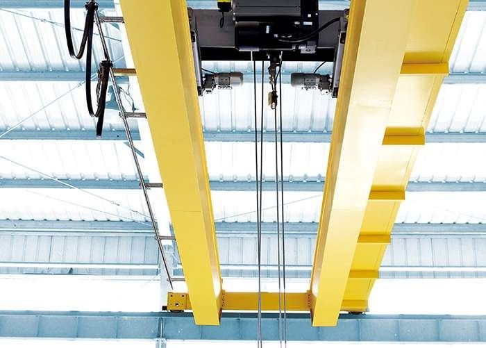 Pendent / Remote Control Material Handling Equipment Double Girder Industrial Electric Hoist 2 ton 5 ton to 80 ton